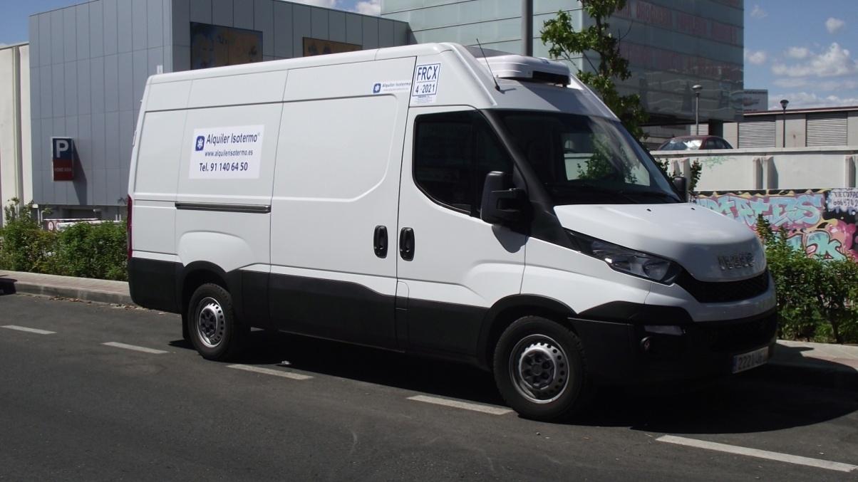 transporte refrigerado valencia