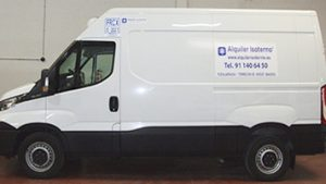 venta de furgonetas isotermo