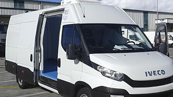 transportes refrigerados madrid