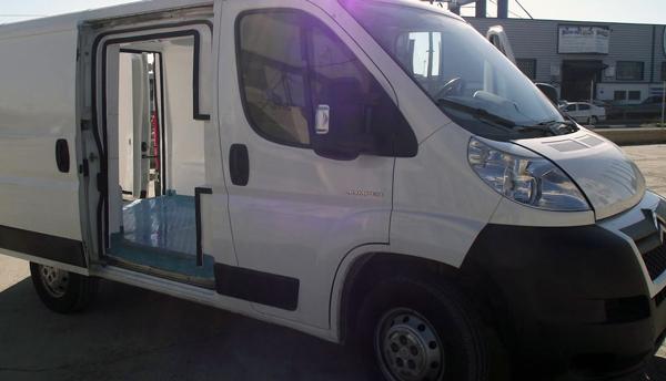 Alquiler de transporte refrigerado en Barcelona